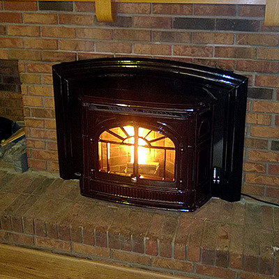 Pellet Stove Installation and Venting Services in Georgia